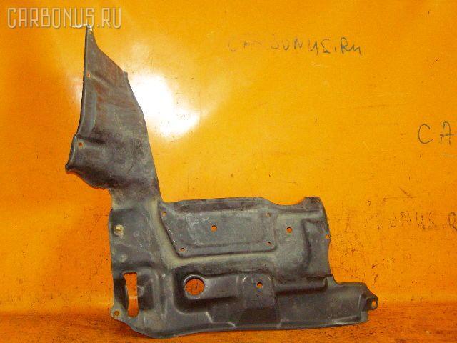 Защита двигателя TOYOTA IPSUM ACM21W 2AZ-FE. Фото 3