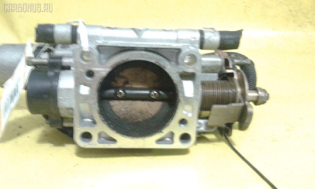 Дроссельная заслонка NISSAN STAGEA WGC34 RB25DE. Фото 3