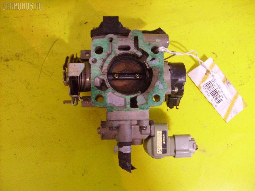 Дроссельная заслонка HONDA LOGO GA3 D13B. Фото 2