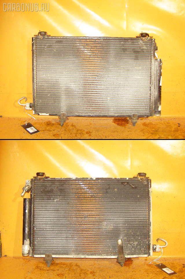 Радиатор кондиционера TOYOTA FUNCARGO NCP25 1NZ-FE. Фото 5