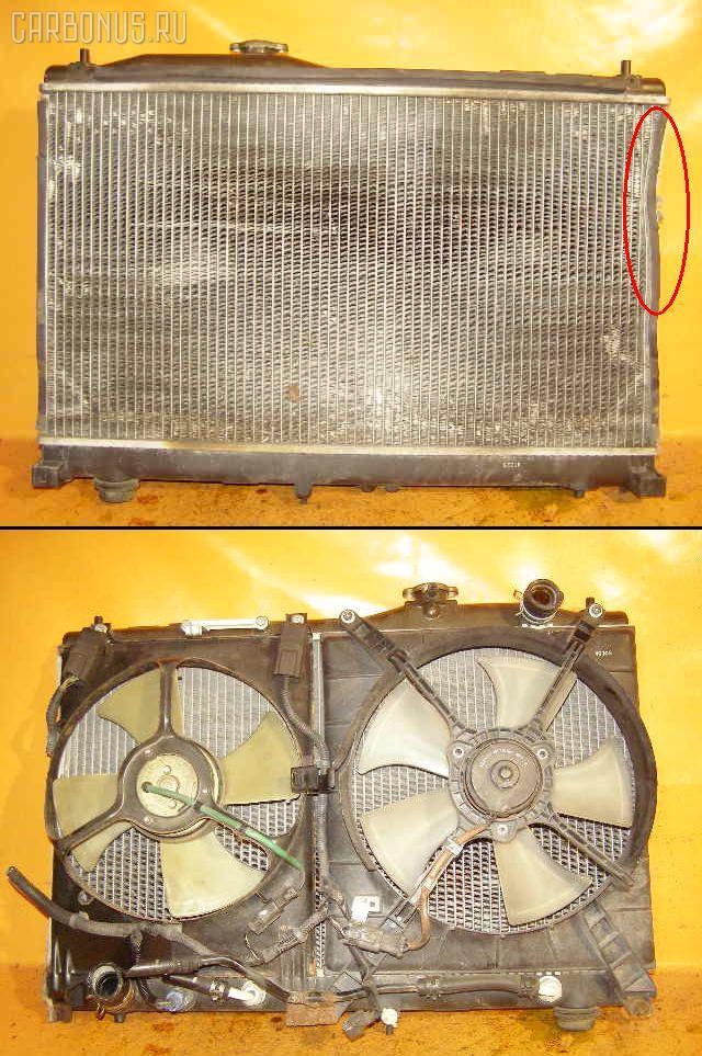 Радиатор ДВС HONDA INSPIRE CC2 G25A. Фото 6