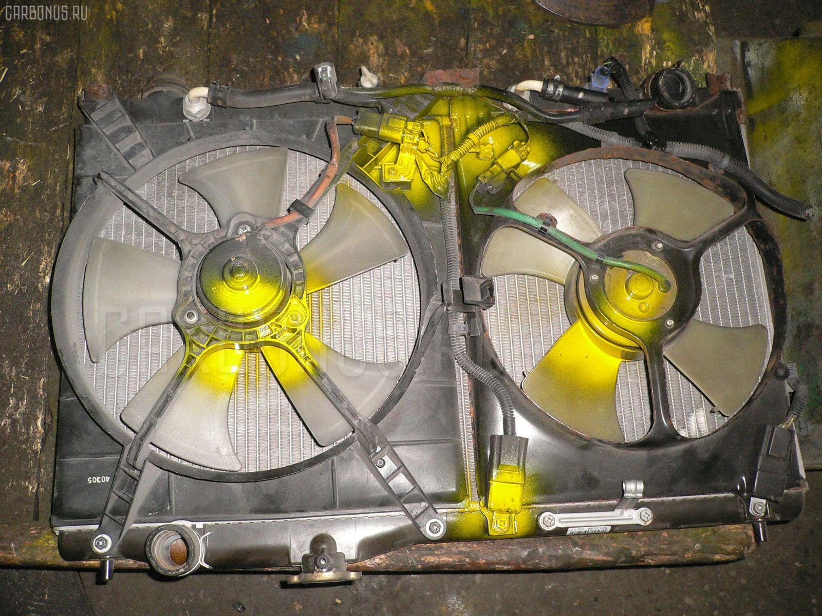 Радиатор ДВС HONDA INSPIRE CC2 G25A Фото 1