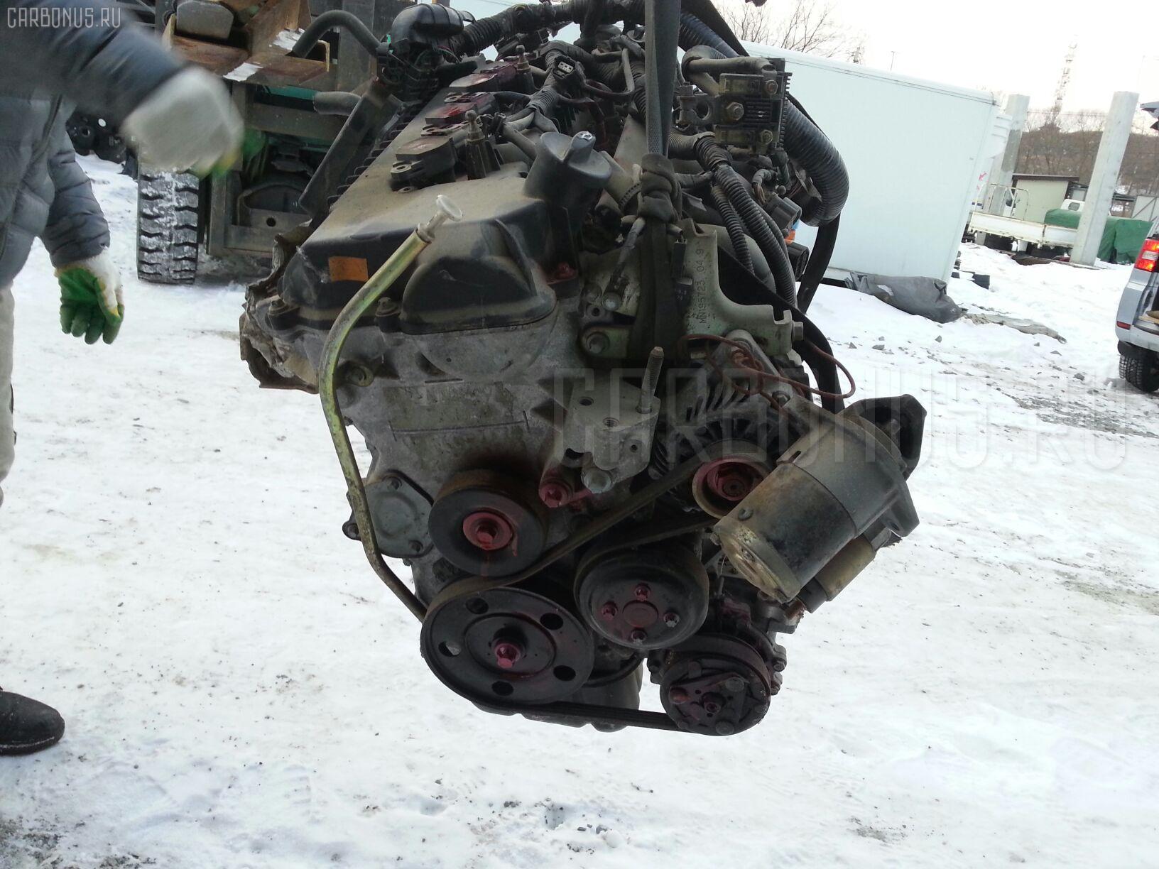 Двигатель MITSUBISHI COLT Z22A 4A90 Фото 3