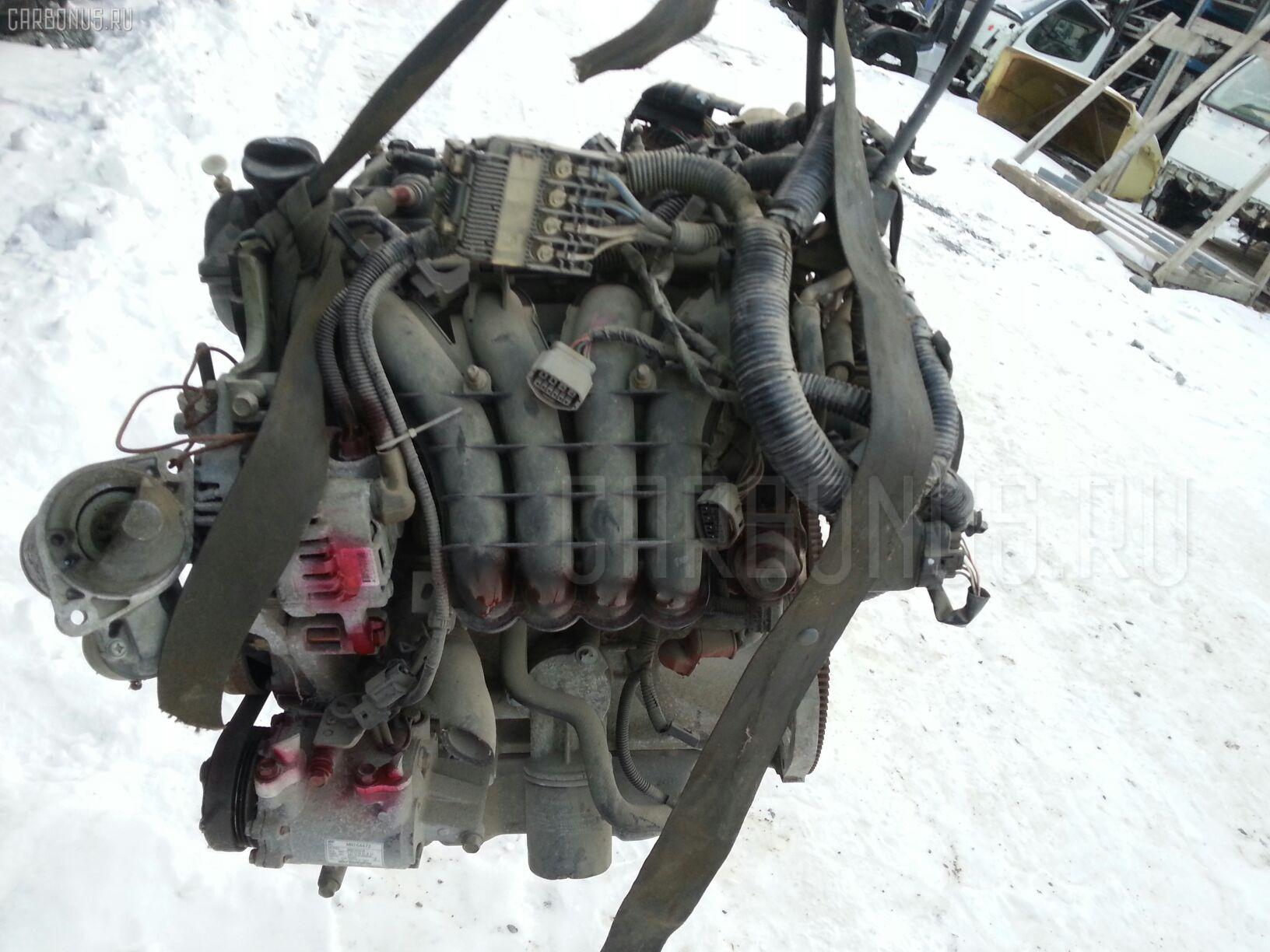 Двигатель MITSUBISHI COLT Z22A 4A90 Фото 2