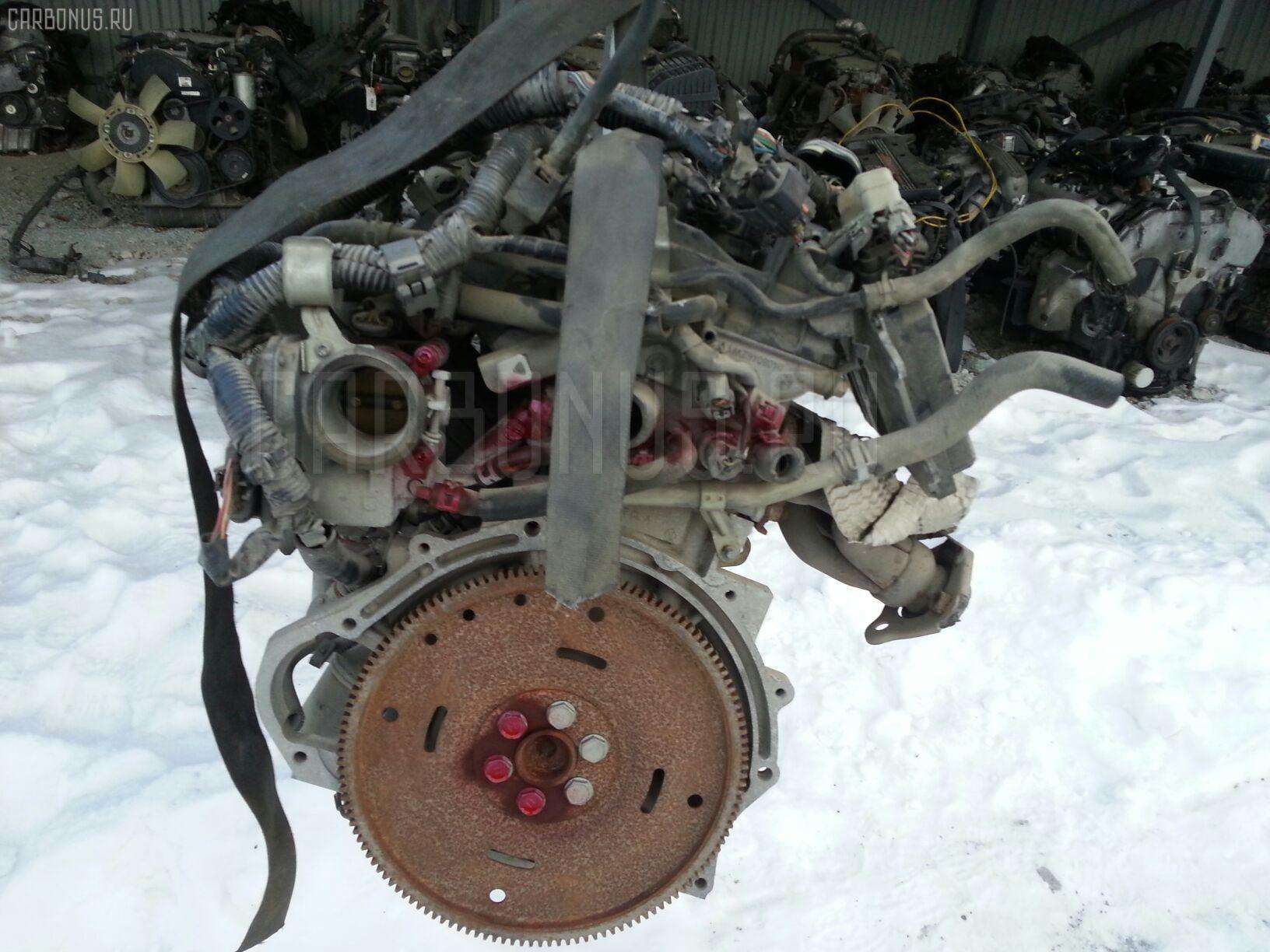 Двигатель Mitsubishi Colt Z22A 4A90 Фото 1