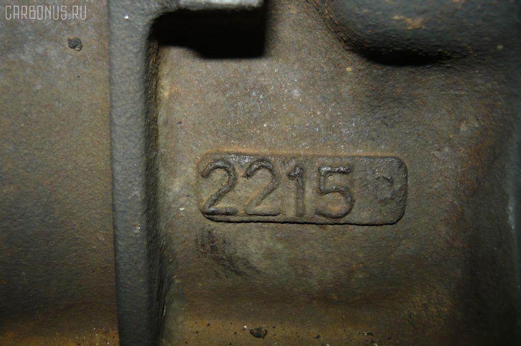 КПП механическая MITSUBISHI CANTER FB308A 4DR7 Фото 2