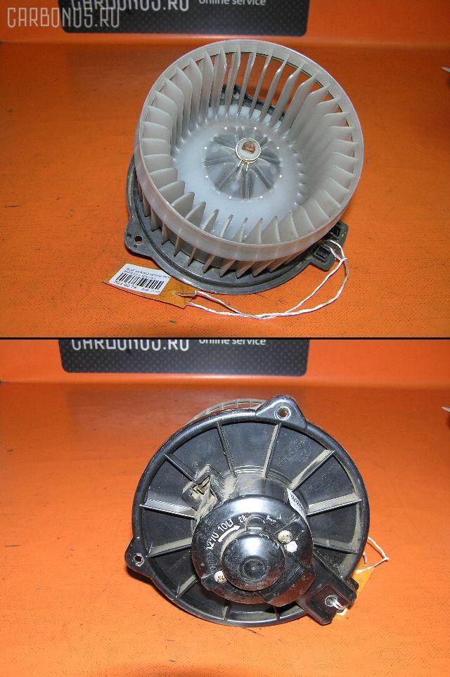 Мотор печки SUZUKI WAGON R PLUS MA63S. Фото 4