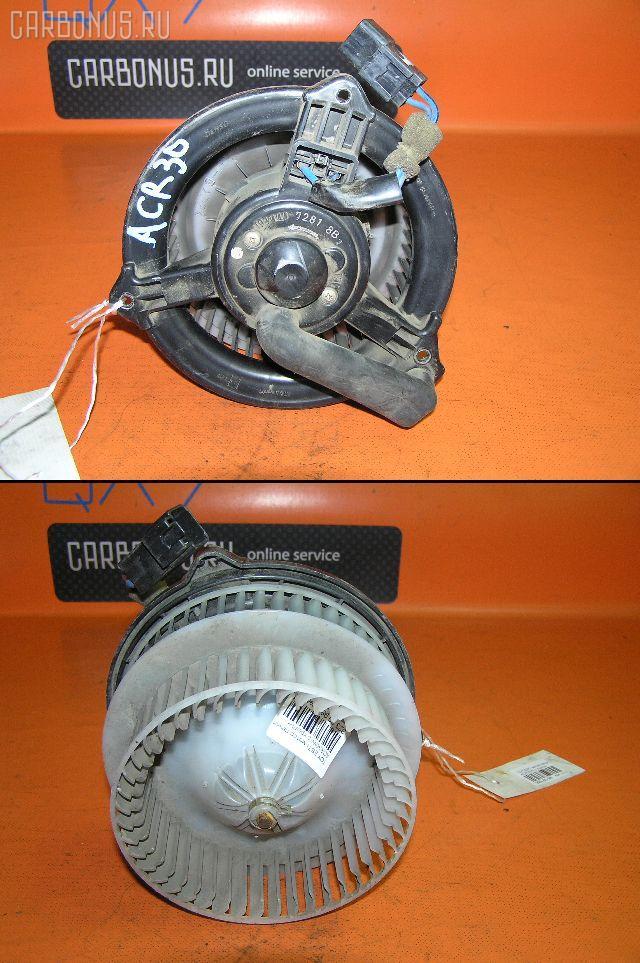 Мотор печки TOYOTA ESTIMA ACR30W. Фото 1