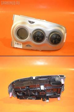 Блок управления климатконтроля Toyota Vitz SCP90 2SZ-FE Фото 1