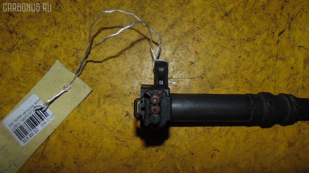 Катушка зажигания DAIHATSU MIRA L250V EF Фото 2