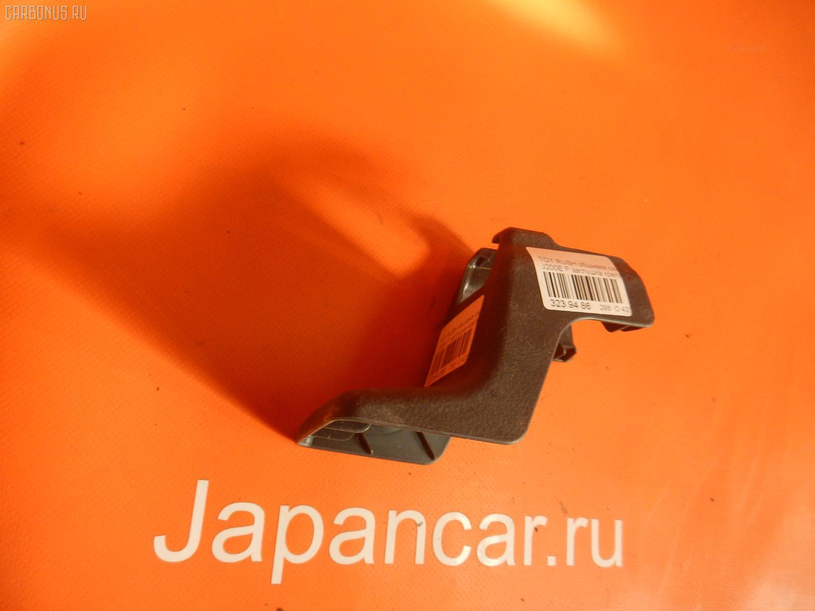 Обшивка салона TOYOTA RUSH J200E Фото 3