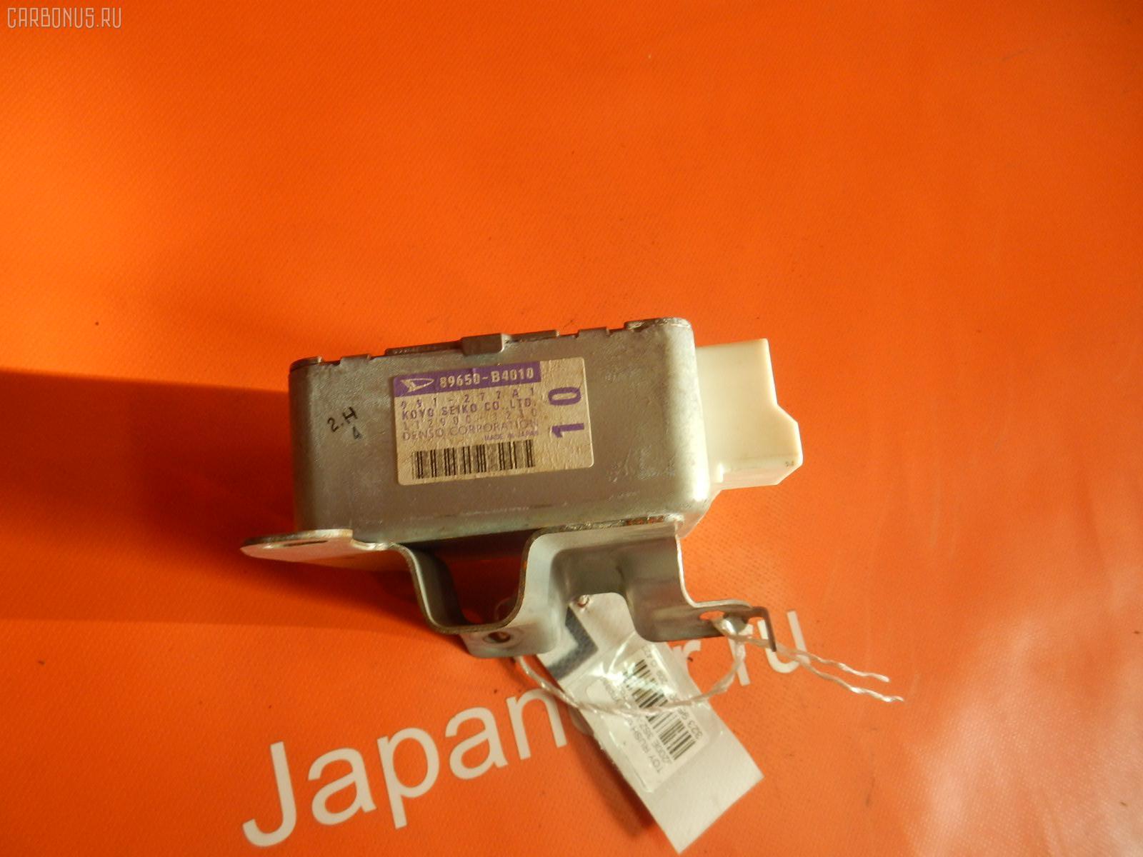 Блок управления электроусилителем руля TOYOTA RUSH J200E 3SZ-VE Фото 2