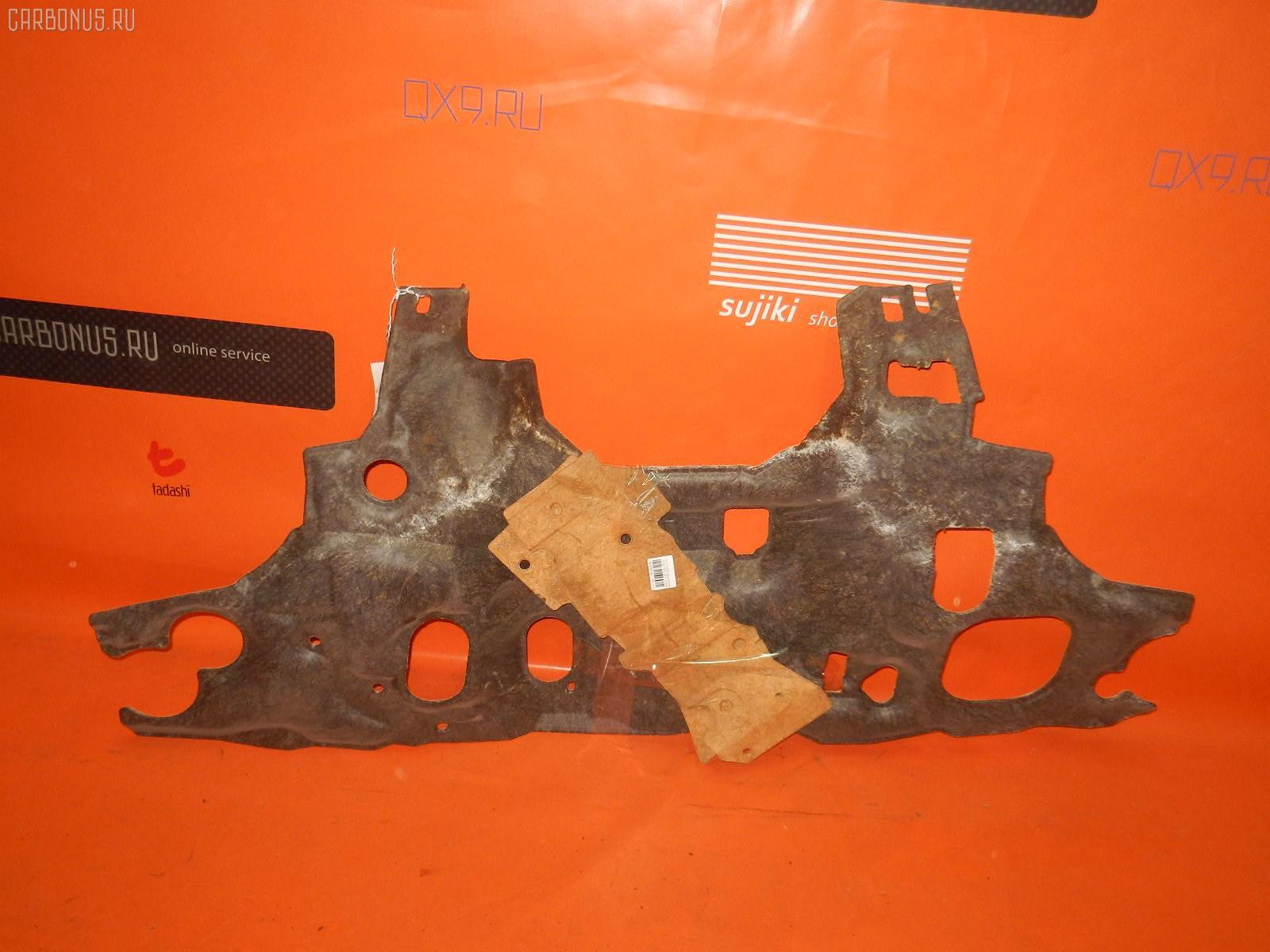 Защита двигателя TOYOTA RUSH J200E 3SZ-VE Фото 1
