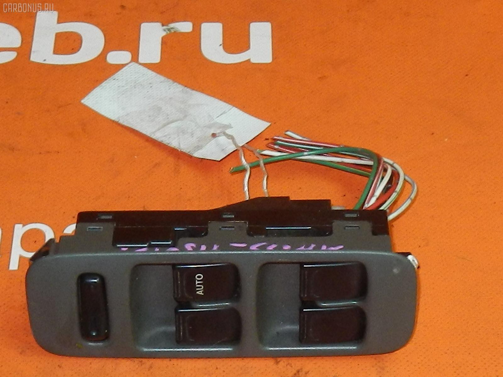 Блок упр-я стеклоподъемниками SUZUKI WAGON R PLUS MA63S. Фото 5