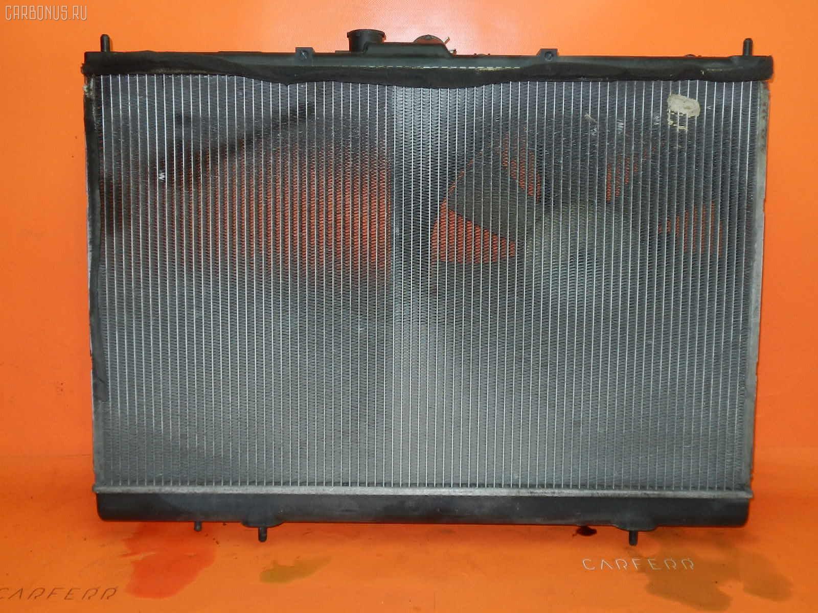 Радиатор ДВС MITSUBISHI CHARIOT GRANDIS N86W 6G72. Фото 1