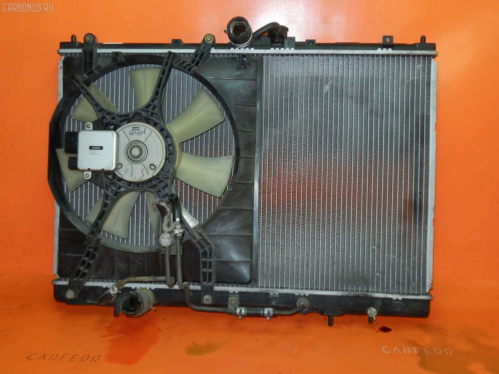 Радиатор ДВС MITSUBISHI CHARIOT GRANDIS N86W 6G72. Фото 2