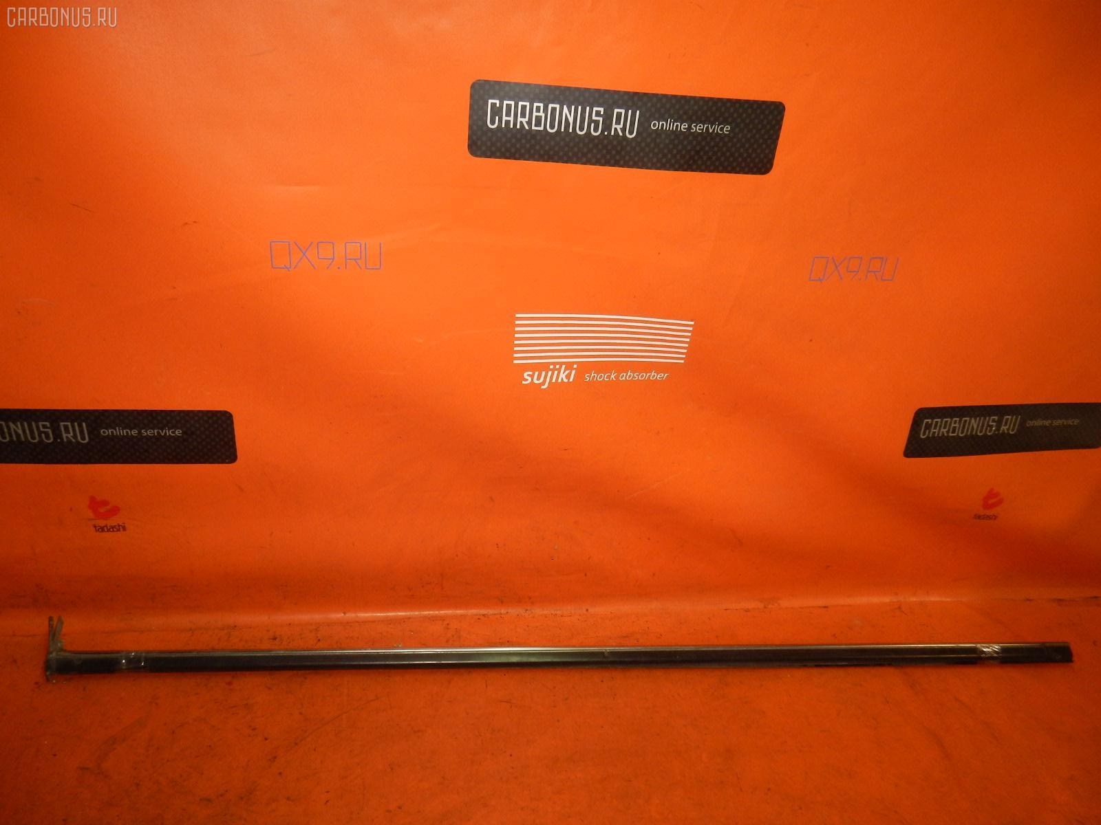 Накладка на порог салона TOYOTA MARK II GX81 Фото 1
