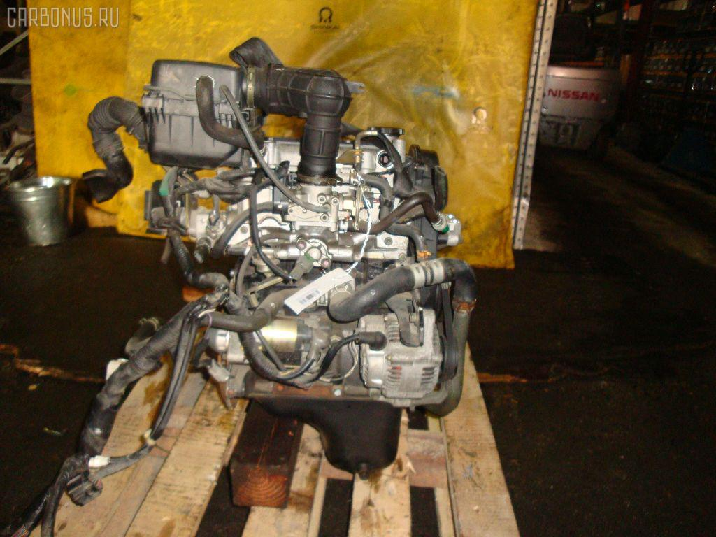 Двигатель MAZDA CAROL HB12S F6A Фото 8