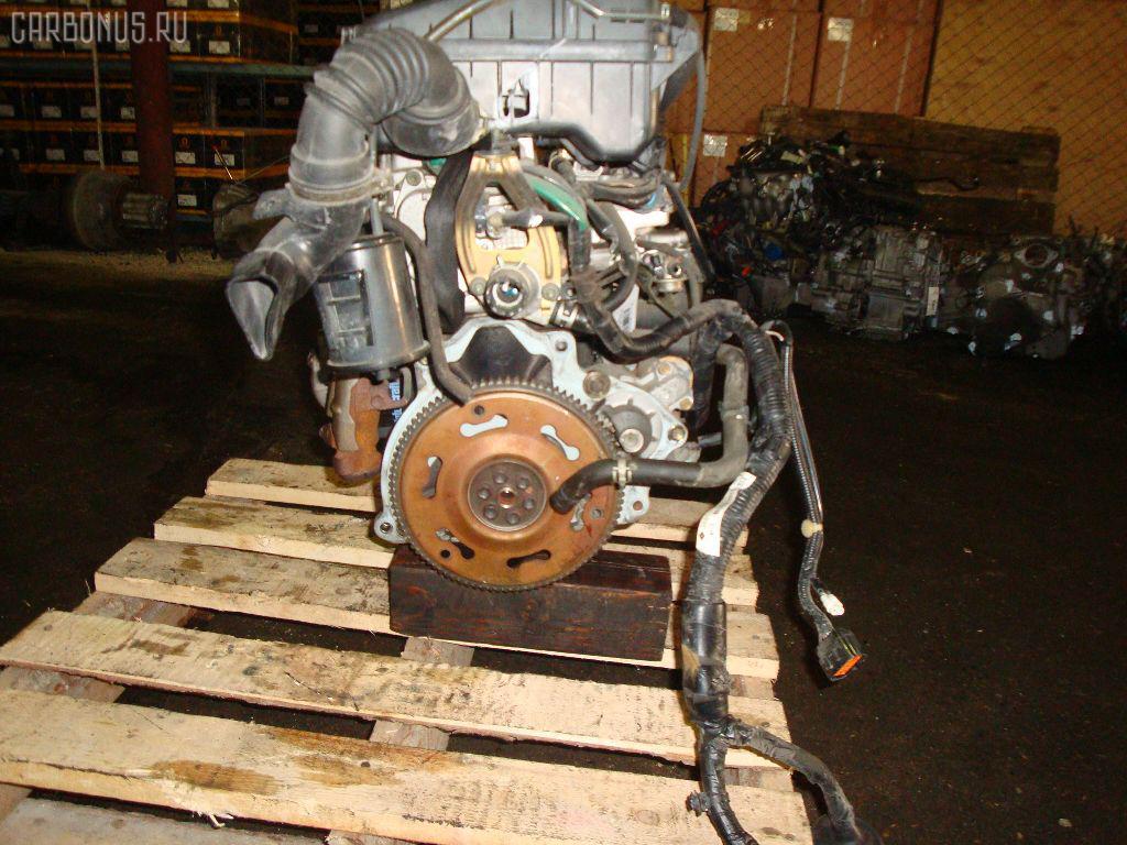 Двигатель MAZDA CAROL HB12S F6A Фото 9