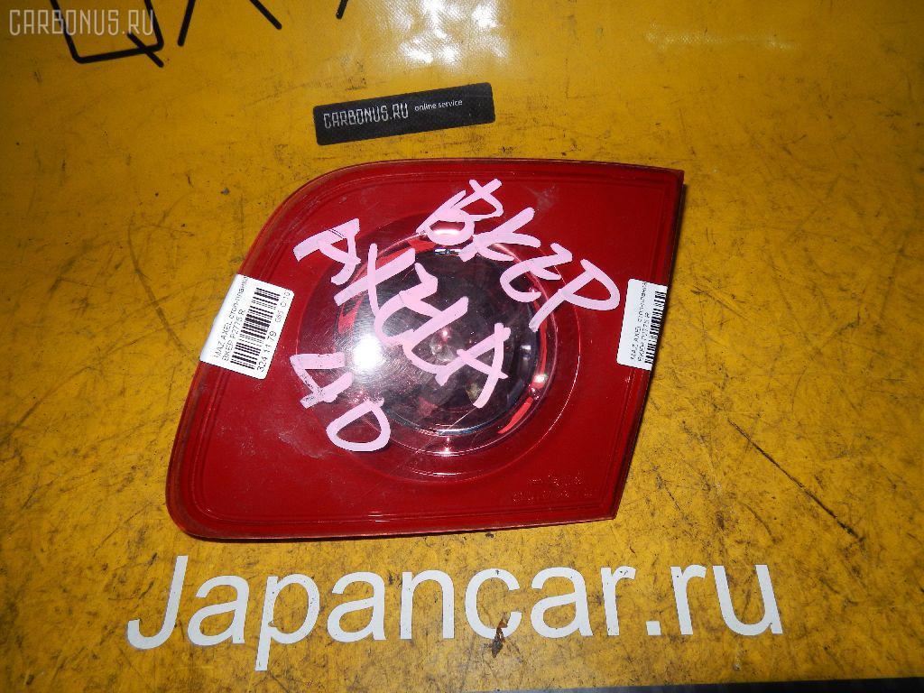 Стоп-планка Mazda Axela sport BKEP Фото 1