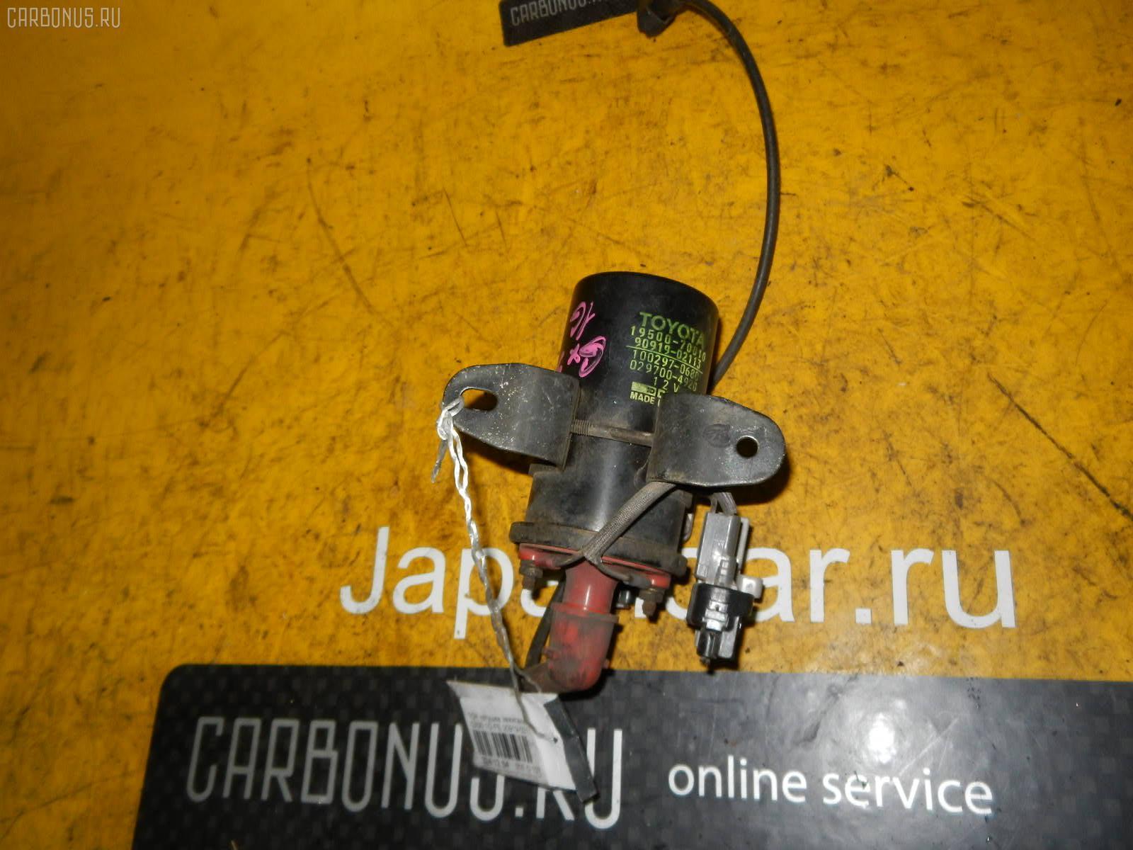 Катушка зажигания TOYOTA MARK II GX100 1G-FE. Фото 9