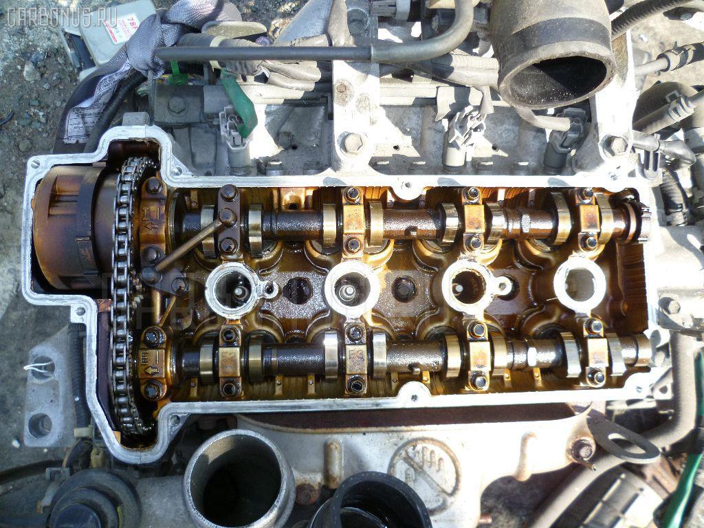 Двигатель SUZUKI WAGON R PLUS MA63S K10A-T. Фото 1