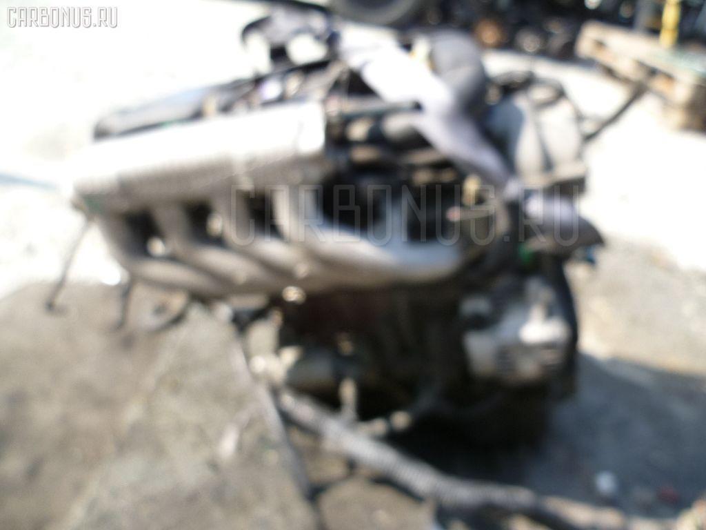 Двигатель SUZUKI WAGON R PLUS MA63S K10A-T. Фото 9