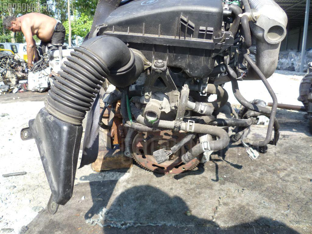 Двигатель SUZUKI WAGON R PLUS MA63S K10A-T. Фото 10