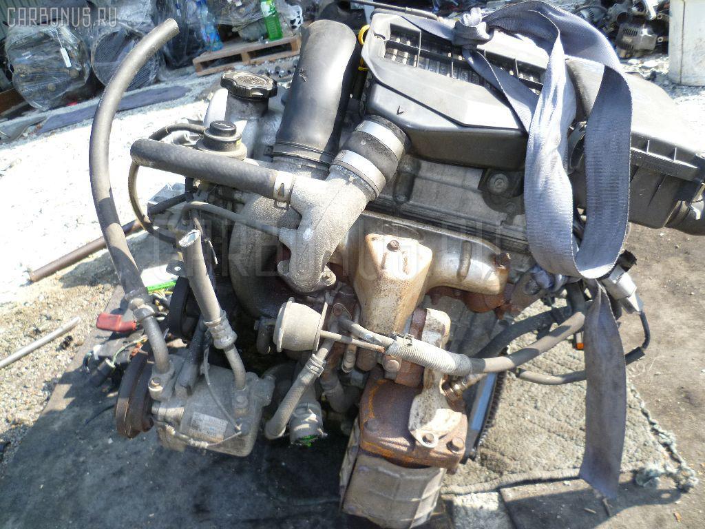 Двигатель SUZUKI WAGON R PLUS MA63S K10A-T. Фото 11
