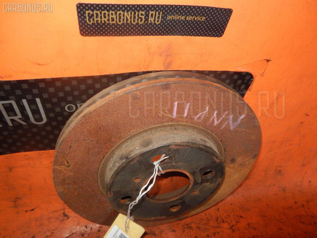 Тормозной диск TOYOTA PORTE NNP11. Фото 6