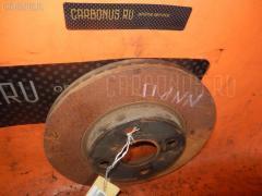 Тормозной диск TOYOTA PORTE NNP11 1NZ-FE Фото 2