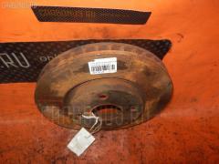 Тормозной диск Toyota Sienta NCP81G 1NZ-FE Фото 1