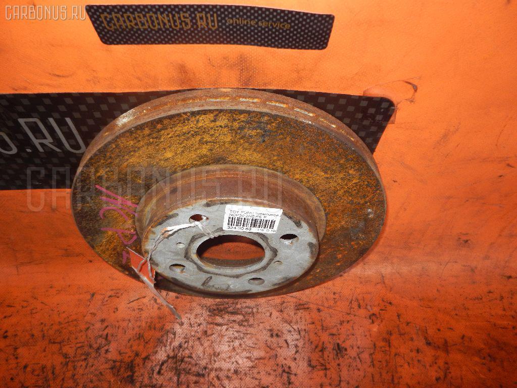 Тормозной диск TOYOTA IST NCP61. Фото 10