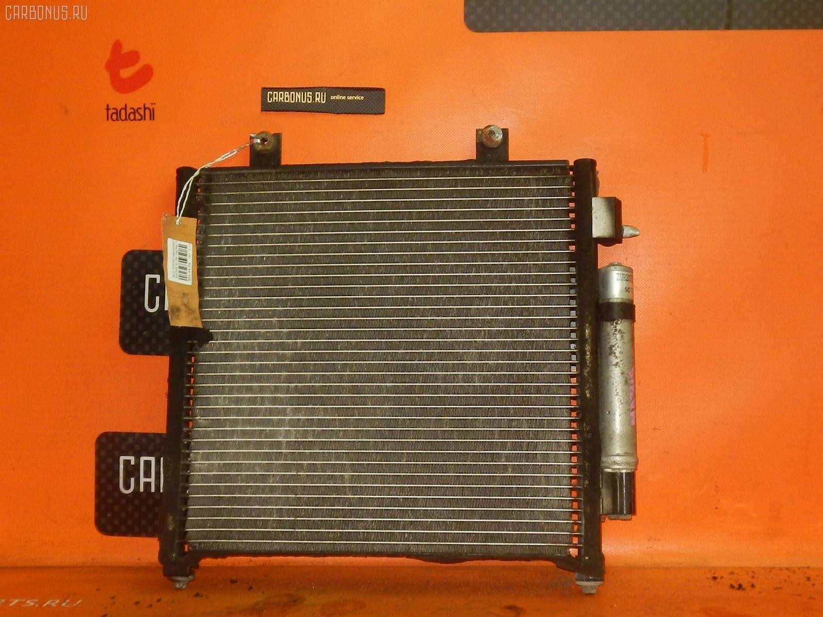 Радиатор кондиционера SUZUKI WAGON R SOLIO MA34S M13A. Фото 7