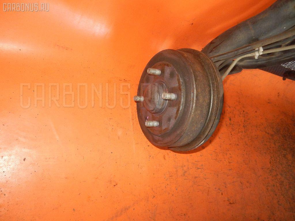 Балка подвески NISSAN NOTE E11 HR15DE. Фото 11
