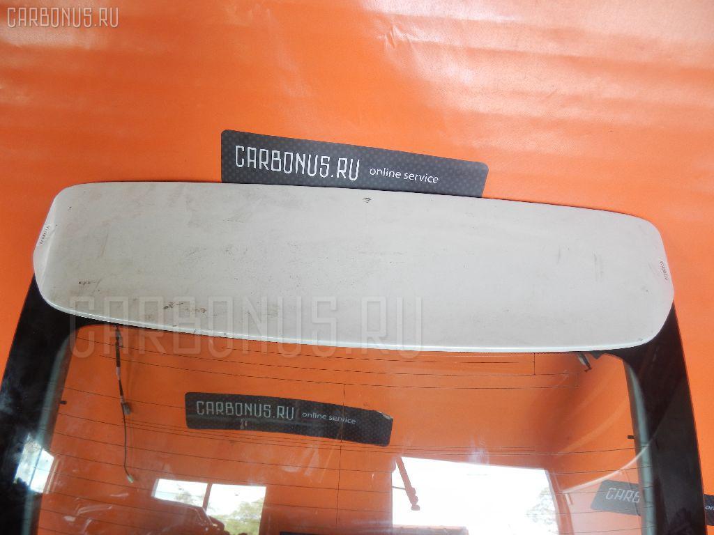 Дверь задняя TOYOTA NADIA SXN10. Фото 6