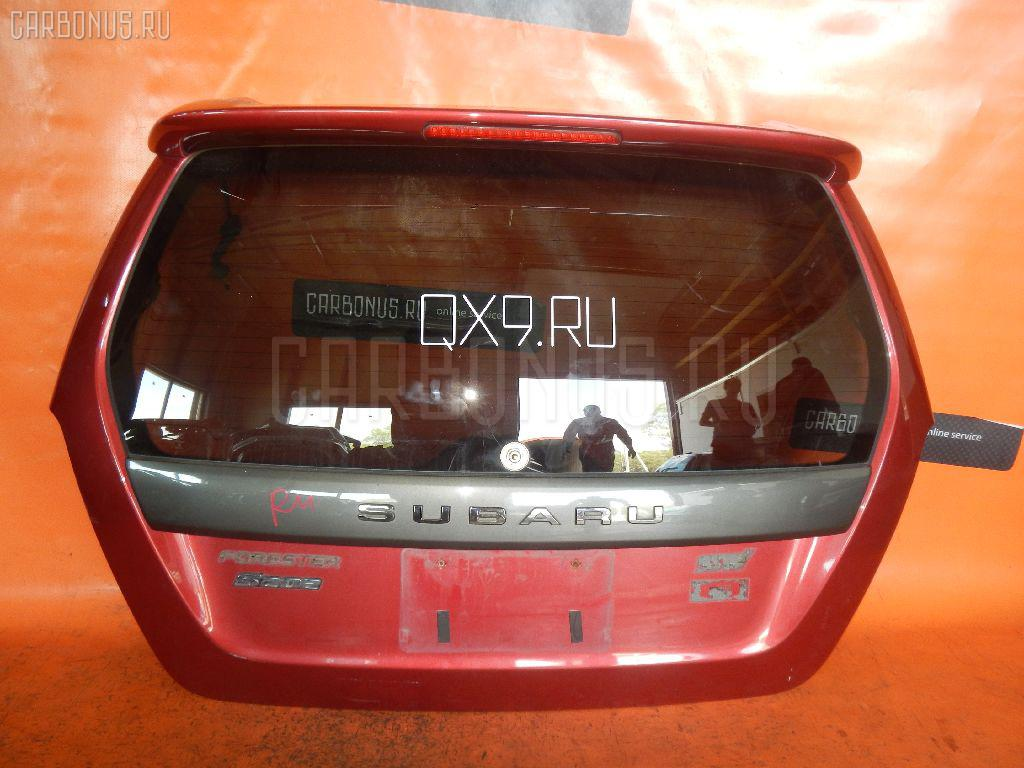 Дверь задняя SUBARU FORESTER SG5. Фото 8