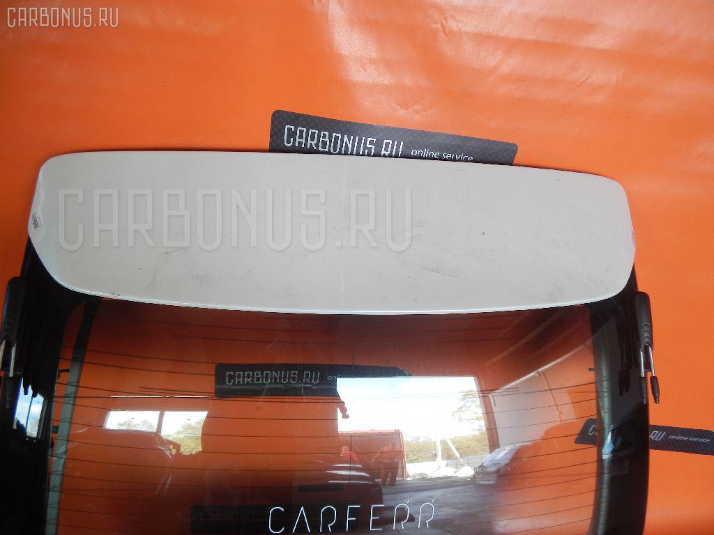 Дверь задняя TOYOTA NADIA SXN10. Фото 9