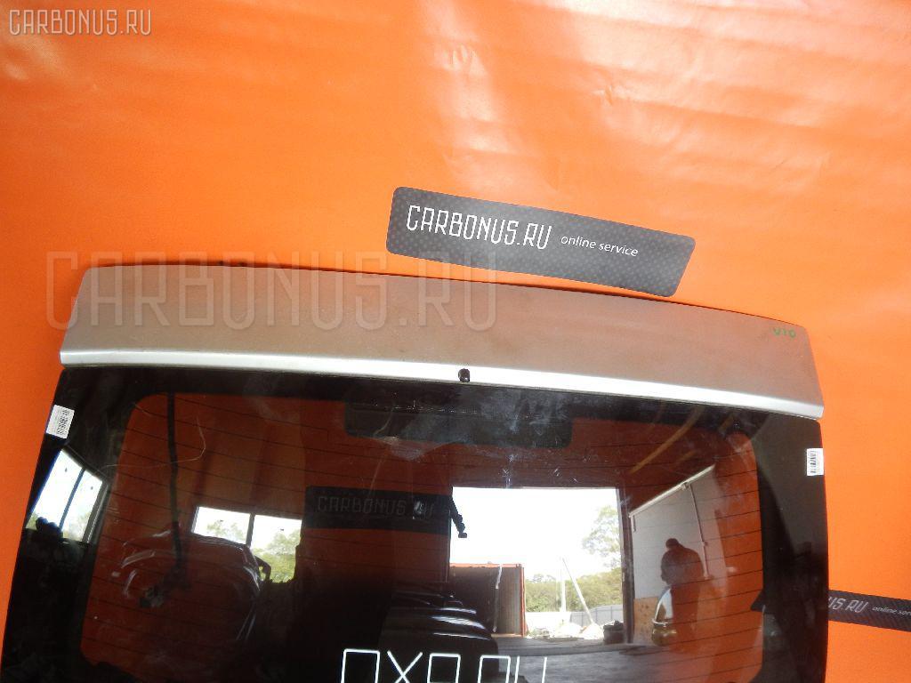 Дверь задняя NISSAN TINO V10. Фото 6