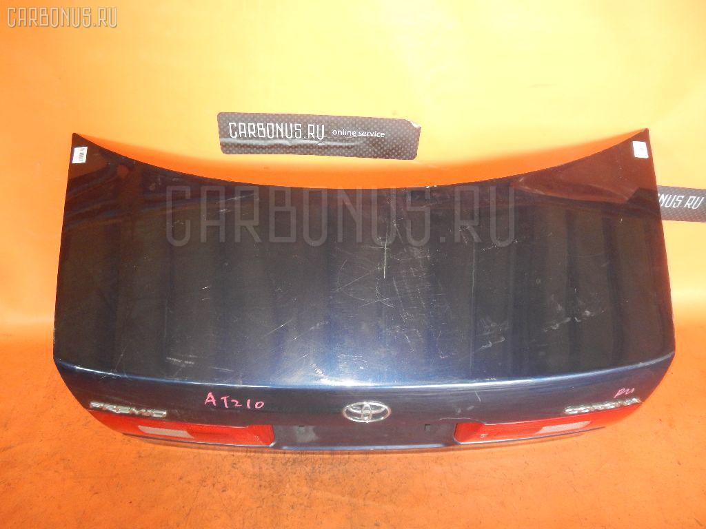 Крышка багажника TOYOTA CORONA PREMIO AT210. Фото 8