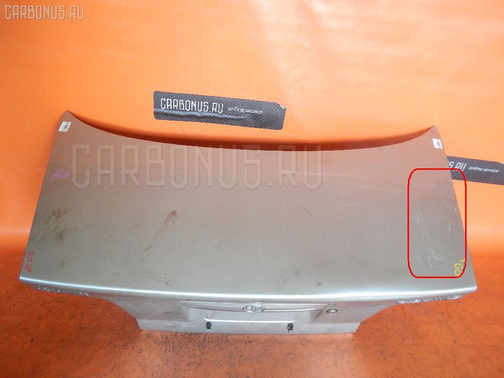 Крышка багажника TOYOTA CARINA ST215. Фото 5