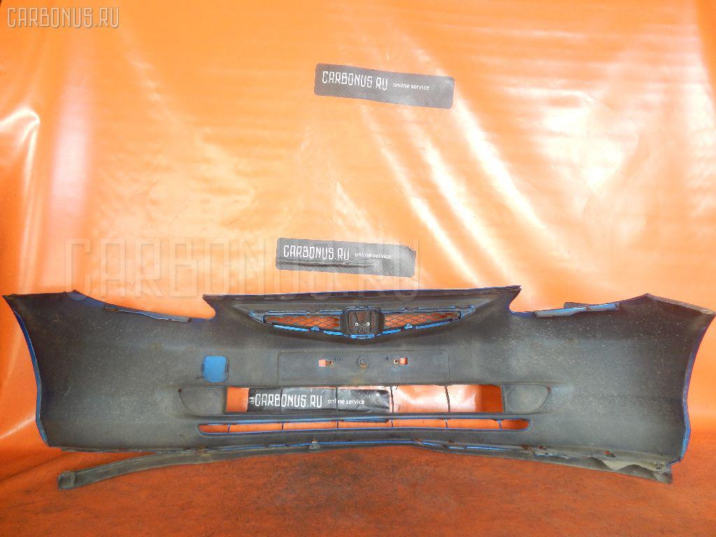 Бампер HONDA FIT GD3. Фото 11