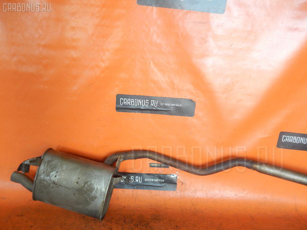 Глушитель TOYOTA CALDINA ST215G 3S-FE. Фото 2