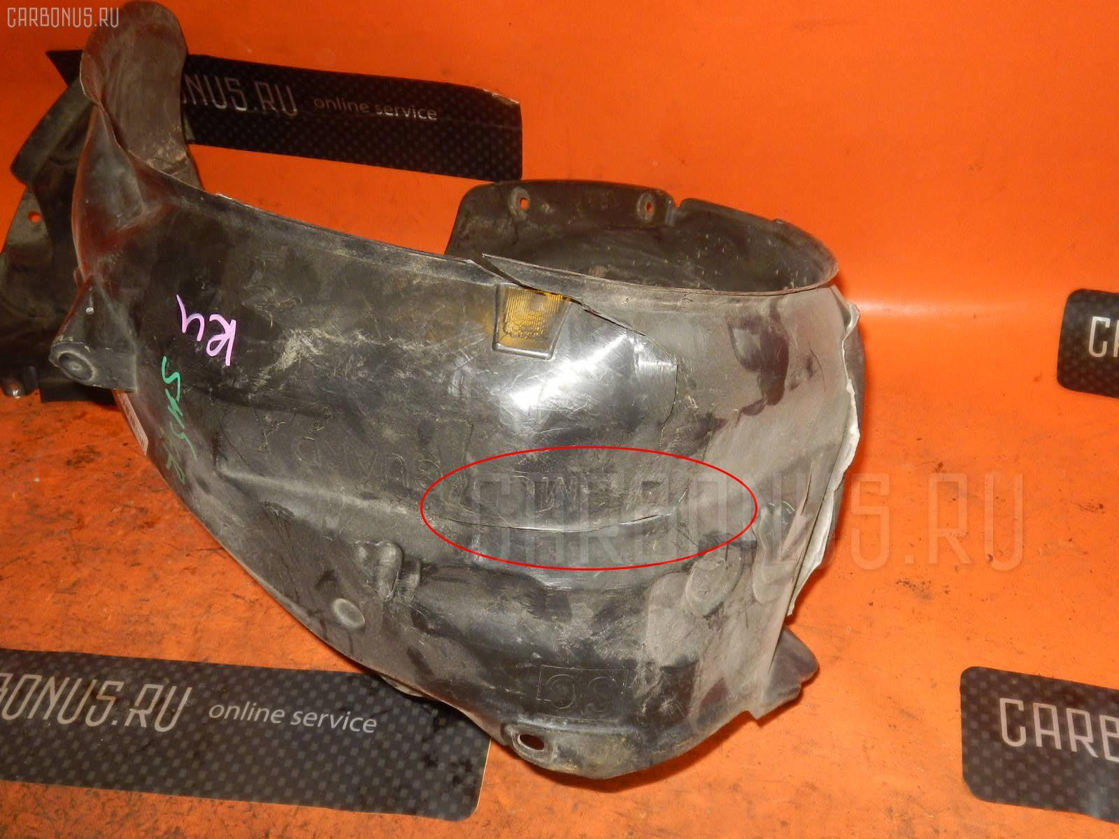 Подкрылок SUBARU FORESTER SH5 EJ20 Фото 1