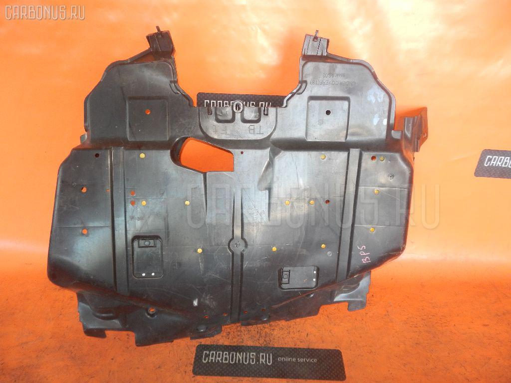 Защита двигателя SUBARU LEGACY WAGON BP5 EJ20. Фото 1