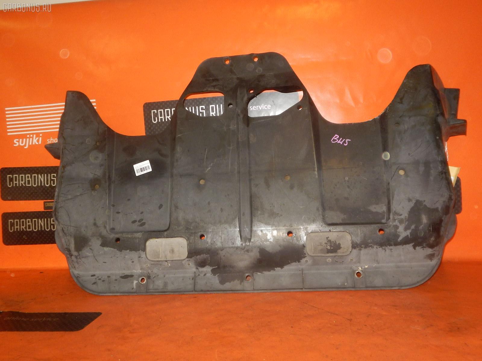Защита двигателя SUBARU LEGACY WAGON BH5 EJ20. Фото 6