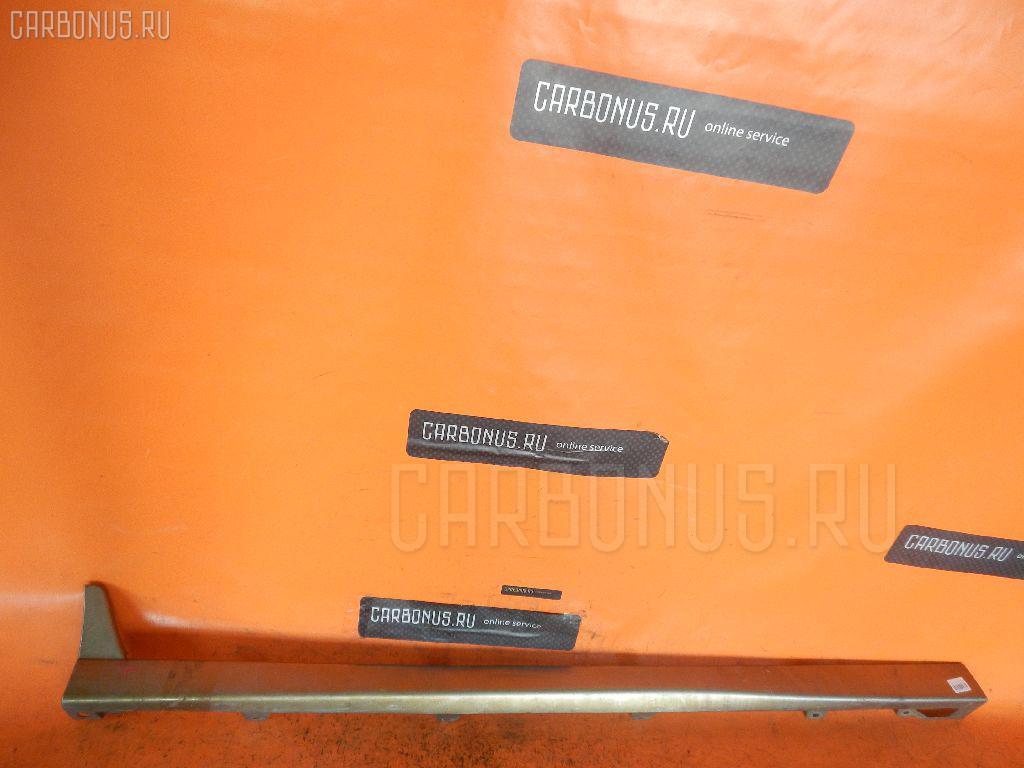 Порог кузова пластиковый ( обвес ) NISSAN WINGROAD WFY11. Фото 4