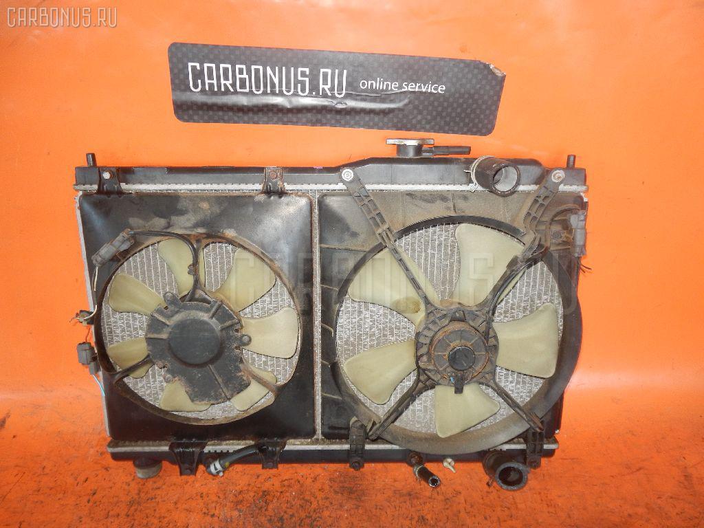 Радиатор ДВС HONDA STEP WGN RF1 B20B. Фото 10