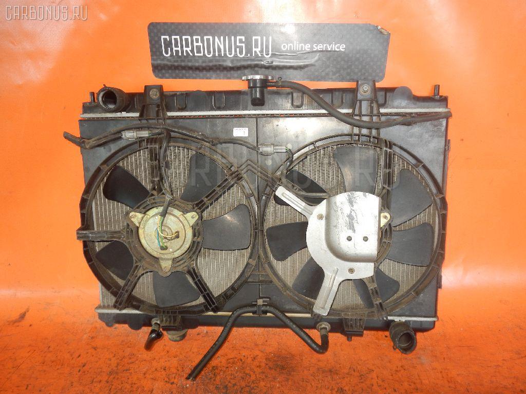 Радиатор ДВС NISSAN CEFIRO A33 VQ20DE. Фото 4