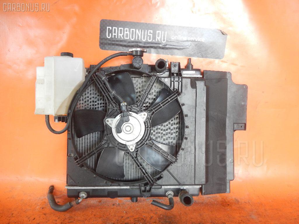 Радиатор ДВС NISSAN NOTE E11 HR15DE. Фото 7